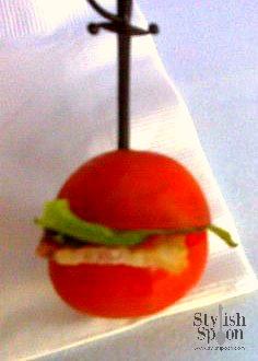 Mini BLT | www.StylishSpoon.com