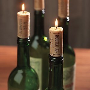 wine-cork-candles