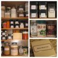 pinterest organized pantry