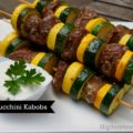 tapas meat lamb healthy grill kabobs appetizer dinner paleo