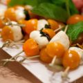 Caprese Salad Skewers Recipe | Stylish Spoon