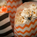 Individual Popcorn Bags | www.StylishSpoon.com