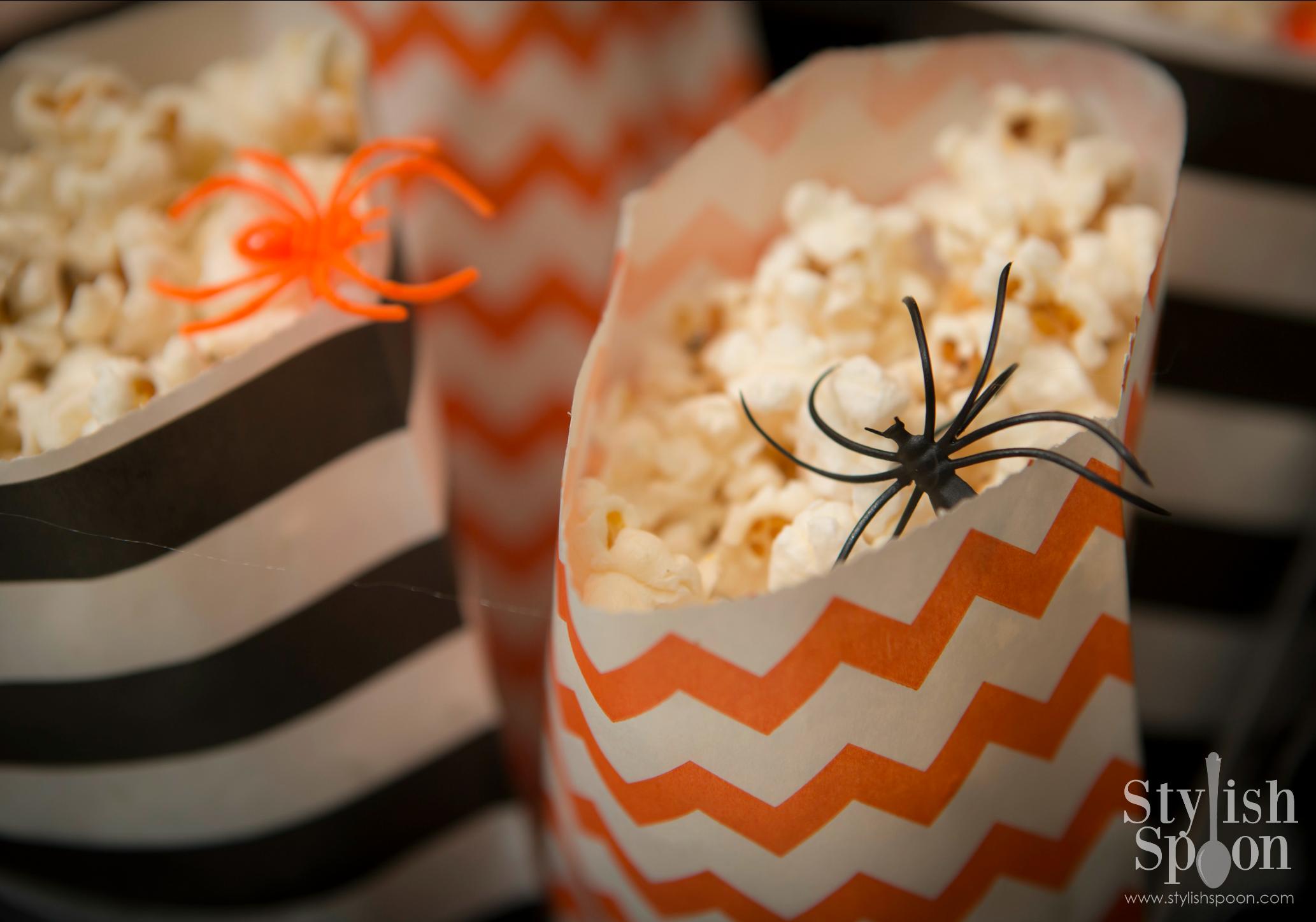Individual Popcorn Bags