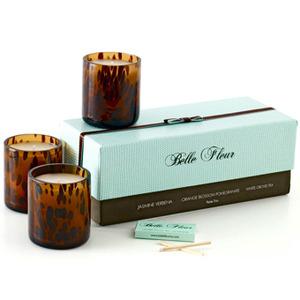 Belle Fleur Classic Floral Petite Trio Gift Set | www.StylishSpoon.com