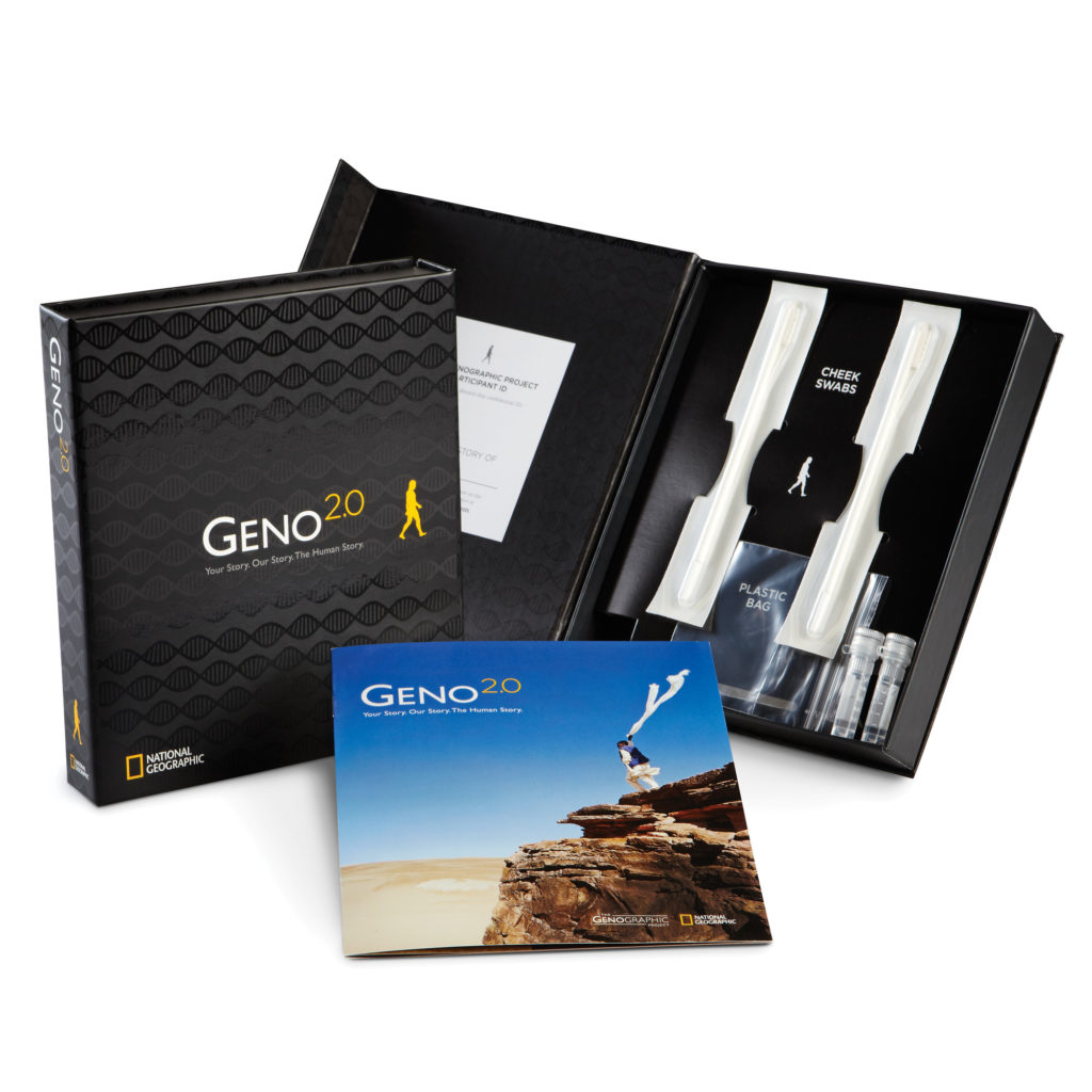 National Geographic Genographic Ancestry DNA Kit - great gift idea for history lovers - Stylish Spoon 2013 Holiday Gift Guide | www.StylishSpoon.com