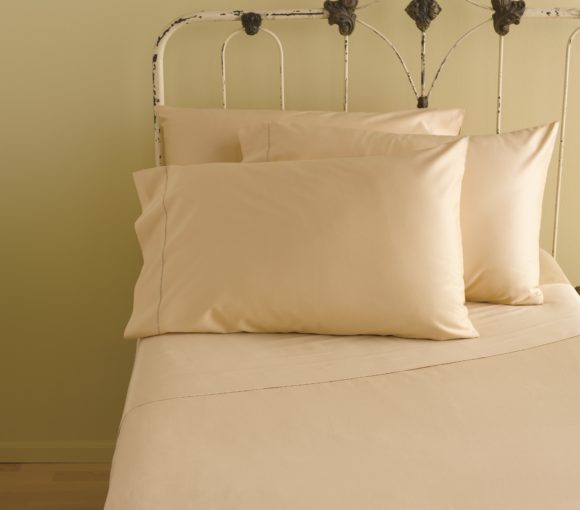 Gaiam Organic Cotton Sateen Premium Sheet Set + promo coupon code | www.StylishSpoon.com