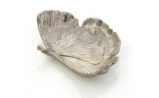Michael Aram Ginkgo Leaf Catchall - Stylish Spoon's 2013 Holiday Gift Guide | www.StylishSpoon.com