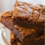 Friday Find: Best Store-Bought Brownie in NYC {Las Delicias Gluten-Free Peanut Butter Swirl Brownies}