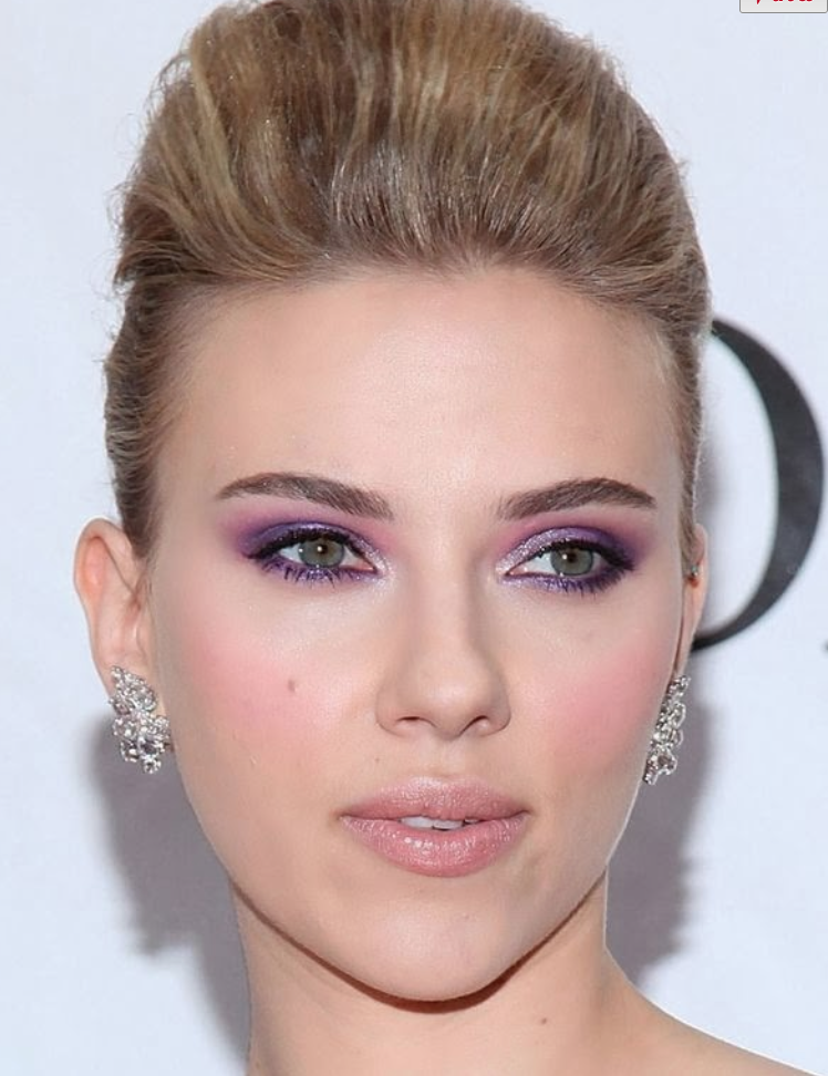 Pantone Color of the Year 2014 Radiant Orchid Eye Shadow