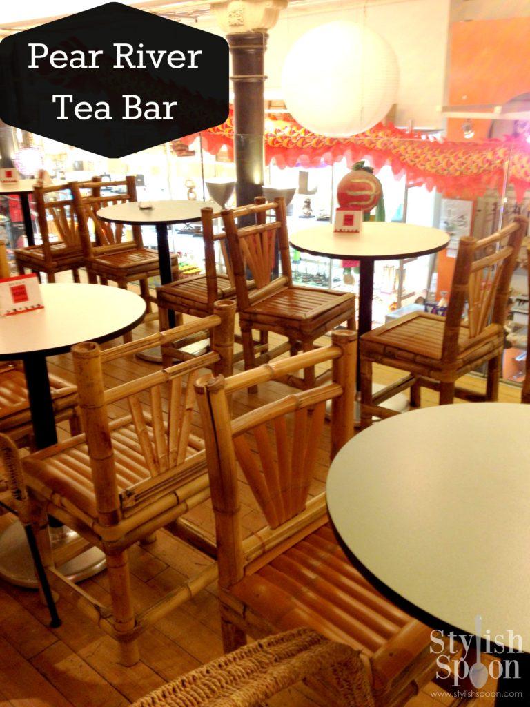 Friday Find NYC :: Pearl River Mart Tea Bar on Mezzanine | stylishspoon.com