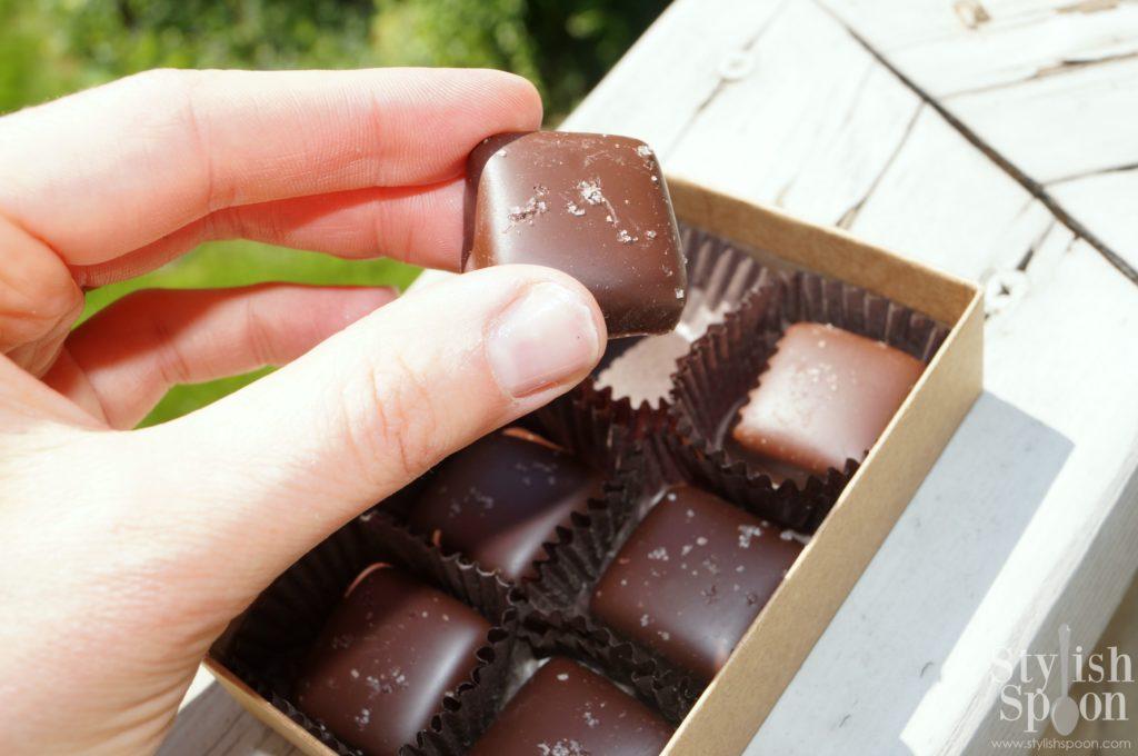 Nunu Salt Caramel Chocolates