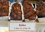 Chocolae Babka (Breads Bakery)
