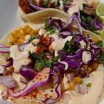 Vegetarian Taco (Jicima)