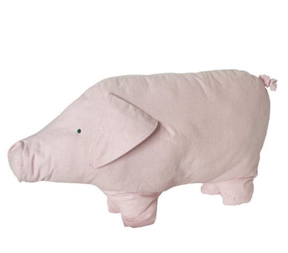 maileg cuddle pig pillow - 2014 holiday gift guide