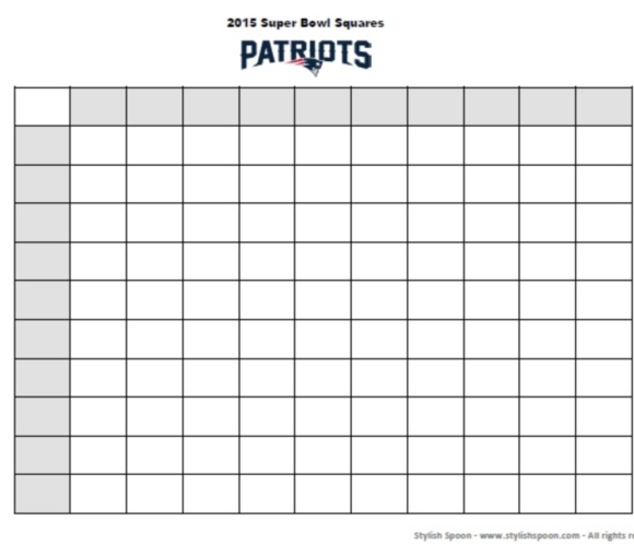 picture about Super Bowl Party Games Printable named tremendous bowl celebration game titles Archives - Elegant Spoon
