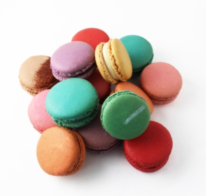Friday Find Nyc Pumpkin Pie Macarons From Bouchon