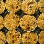 baked oatmeal chia chocolate to go cups