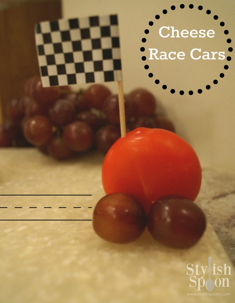 cheese race cars