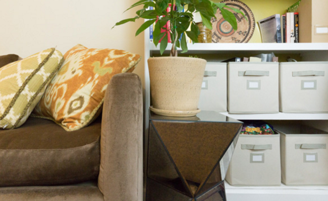<em>Organizing</em> :: Storage Solutions for City Living