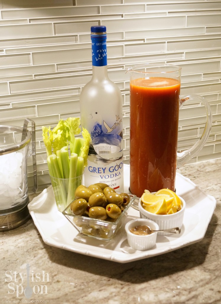 make your own bloody mary