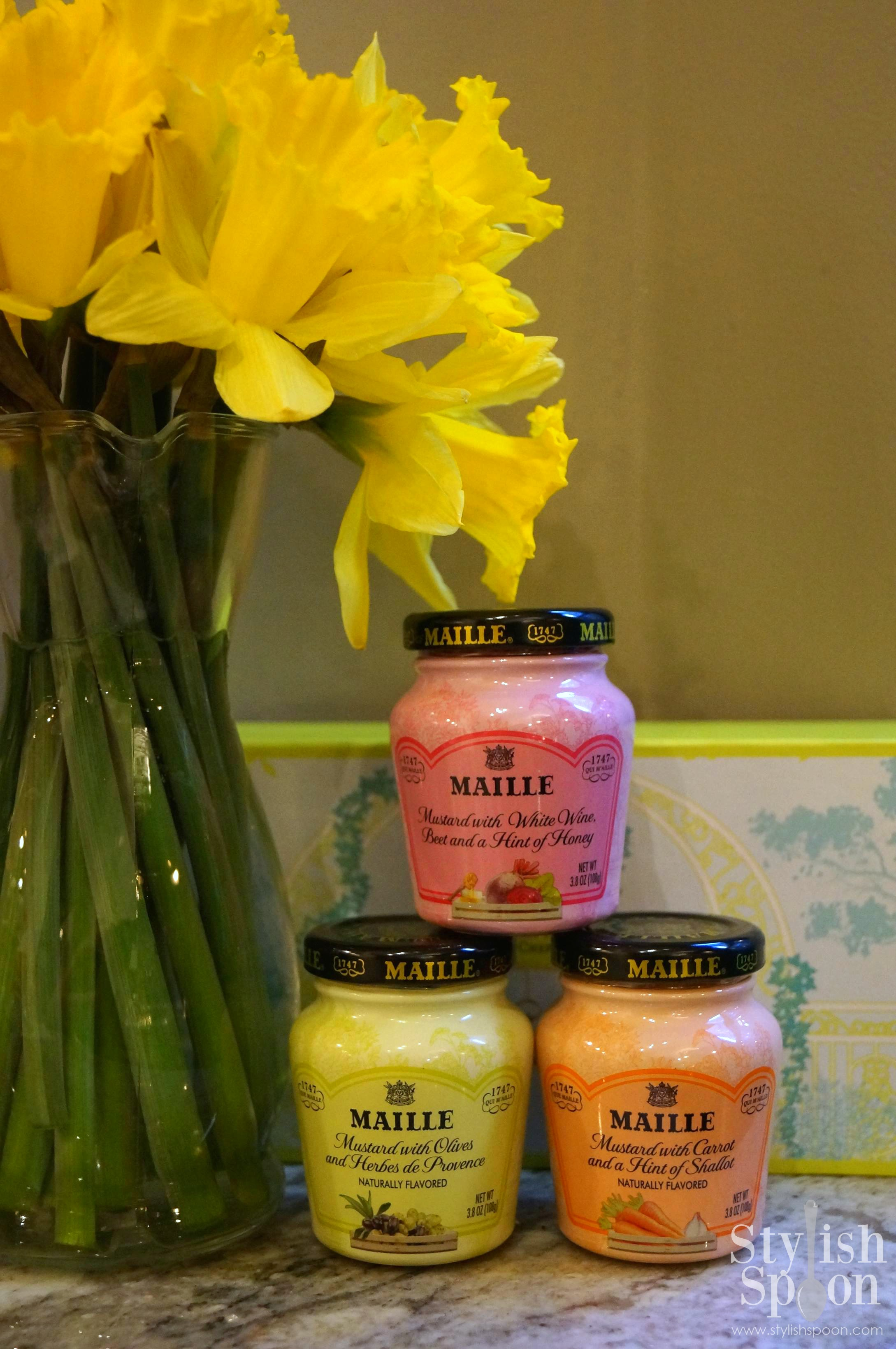 Maille Mustard gift Set Giveaway