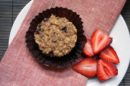 chocolate-chia-cups-on-plate-with-berries