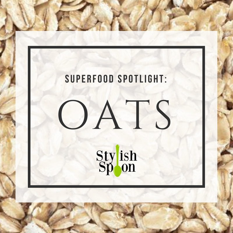 Superfood spotlight oats
