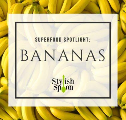 superfood spotlight bananas